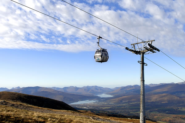 Nevis Range celebrates 25 years