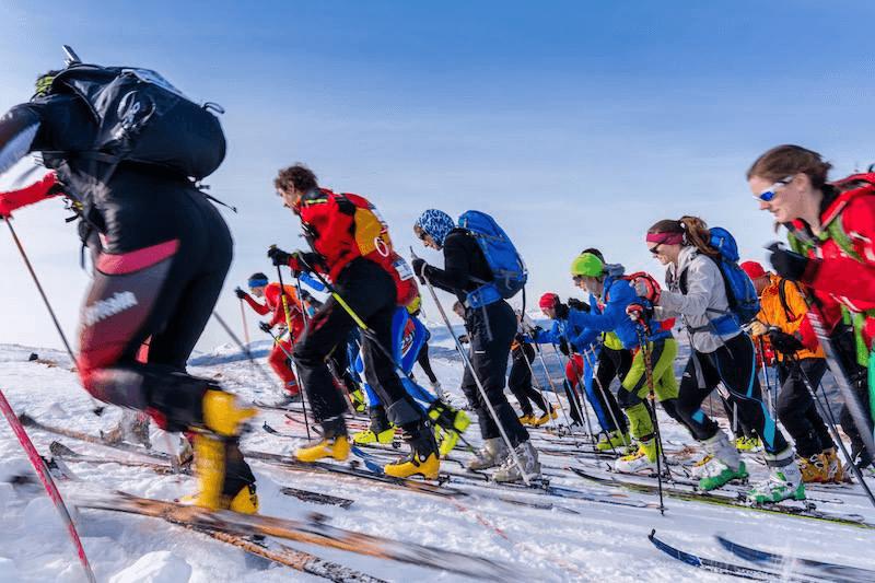 Skimo Scotland Macpac Nevis Range Vertical Results