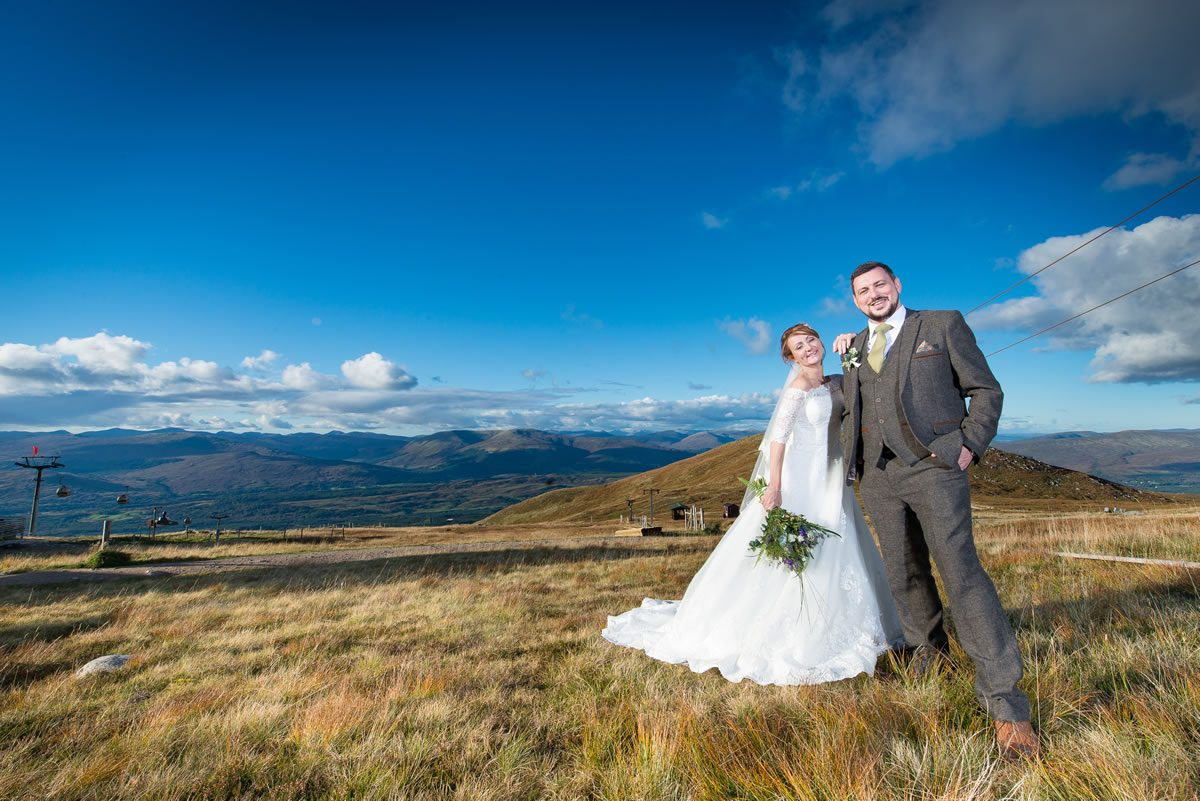 Wedding Congratulations – Mr & Mrs Nicholas