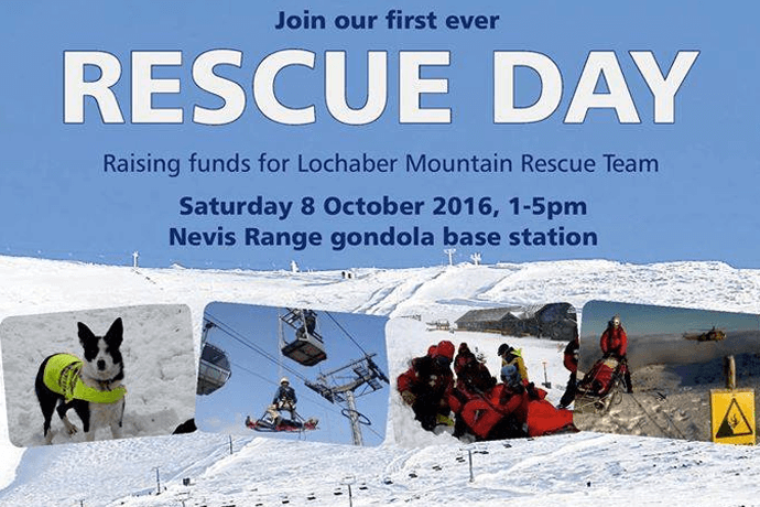 Join our first ever RESCUE DAY