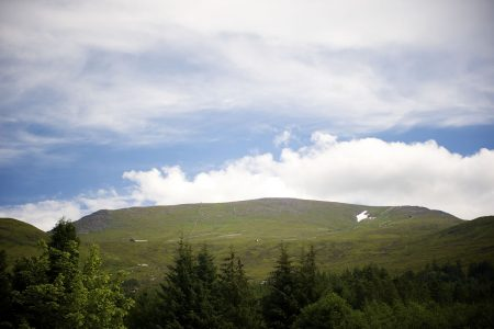 Getting to Nevis Range