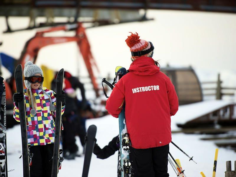 Snowsports Season Tickets