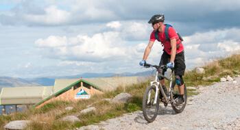 Mountain Bike Day Pass