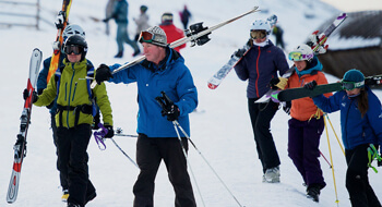 Snowsports lessons only - Voucher