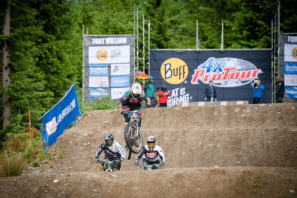 British victory in 4X Pro Tour final