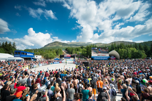UCI Mountain Bike World Cup takes home double award win!