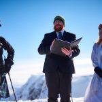 Winter Wedding at Nevis Range