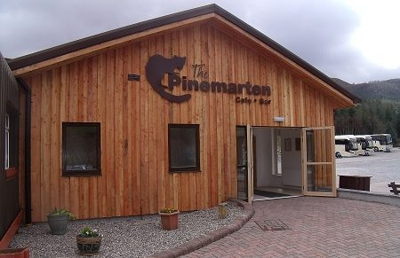 Pinemarten cafe bar
