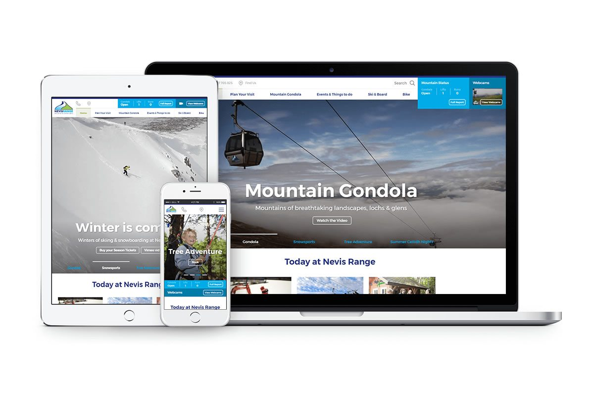 Nevis Range launches new website