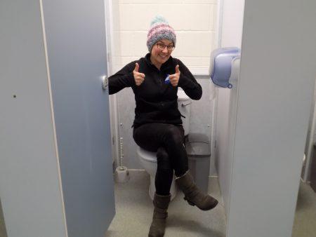 Nevis Range Toilets