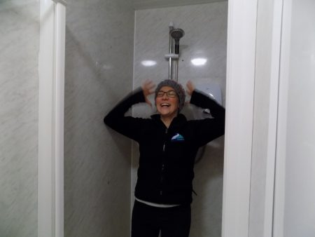 Nevis Range Showers