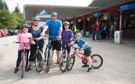 Nevis Range Bike Hire