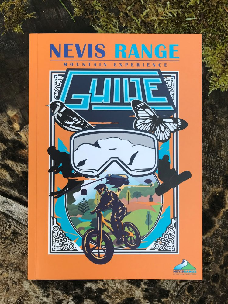 Nevis Range Guide Book £5.00
