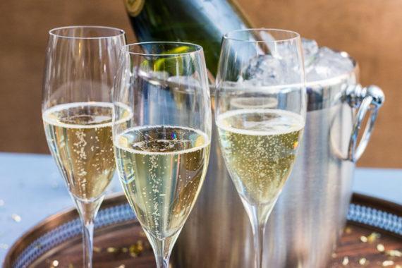 Champagne Gondola